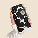 cheap iPhone Cases-Case For Apple iPhone 7 / iPhone 8 Pattern Back Cover Flower Soft TPU for iPhone 7 / iPhone 8