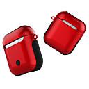 ieftine Kulaklık Aksesuarları-pentru airpods Apple caz pentru bluetooth căști fără fir anti-knock capac de protecție lucioasă pentru boxe de aer cutie de încărcare