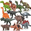 ieftine Machiaj & Îngrijire Unghii-Acțiune 12 dinozauri de ambalaje model de costum de jucării