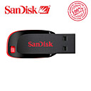 billiga Kablar och adaptrar-sandisk usb flash drive mini bil usb stick 16gb minnepenn penna enheter
