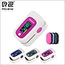 ieftine Testere & Detectoare-promite m160 puls oximetru funcție alarmă medicală de uz casnic oxigen monitor deget