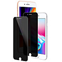 Недорогие Кейсы для iPhone-защитная пленка для Apple iphone 6 / iphone 6 plus / iphone 6s закаленное стекло 2 шт. передняя защитная пленка 9h жесткость / 2,5d изогнутый край / конфиденциальность анти-шпион