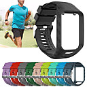 cheap USB Hubs & Switches-Replacement Silicone Wristband Wrist Strap Watch Band For TomTom Runner 2 / Runner 3 / Spark 3 / Golfer 2 Bracelet Belt Accessory