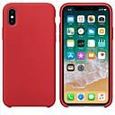 ieftine Carcase iPhone-case pentru iphone iphone 6 / iphone xs max soclu spate acoperi solide gel moale colorate pentru iphone 6 / iphone 6 plus / iphone 7