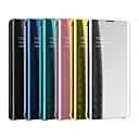 olcso Galaxy S tokok-Case Kompatibilitás Samsung Galaxy Galaxy S10 / Galaxy S10 Plus / Galaxy S10 E Ütésálló / Porálló Héjtok Egyszínű PC