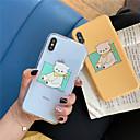 رخيصةأون أغطية أيفون-حالة لتفاح iphone xs / iphone xr / iphone xs max نمط الغطاء الخلفي الكرتون tpu آيفون 6 6 زائد 6 ثانية 6 ثانية زائد 7 8 7 زائد 8 زائد x xs