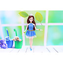 رخيصةأون الدرجات النارية وأجزاء السيارات-دمية الزي إلى Barbie الأزهار النباتية البوليستر معطف إلى لفتاة دمية لعبة