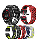رخيصةأون أساور ساعات Garmin-راقب رباط المعصم لـ garmin fenix 5 / approach s60 / رائد 935/945 / quatix 5 / quatix 5 ياقوت / فينيكس 6 / fenix 5 plus شاهد الإصدار السريع من السيليكون easyfit bracelet wristband
