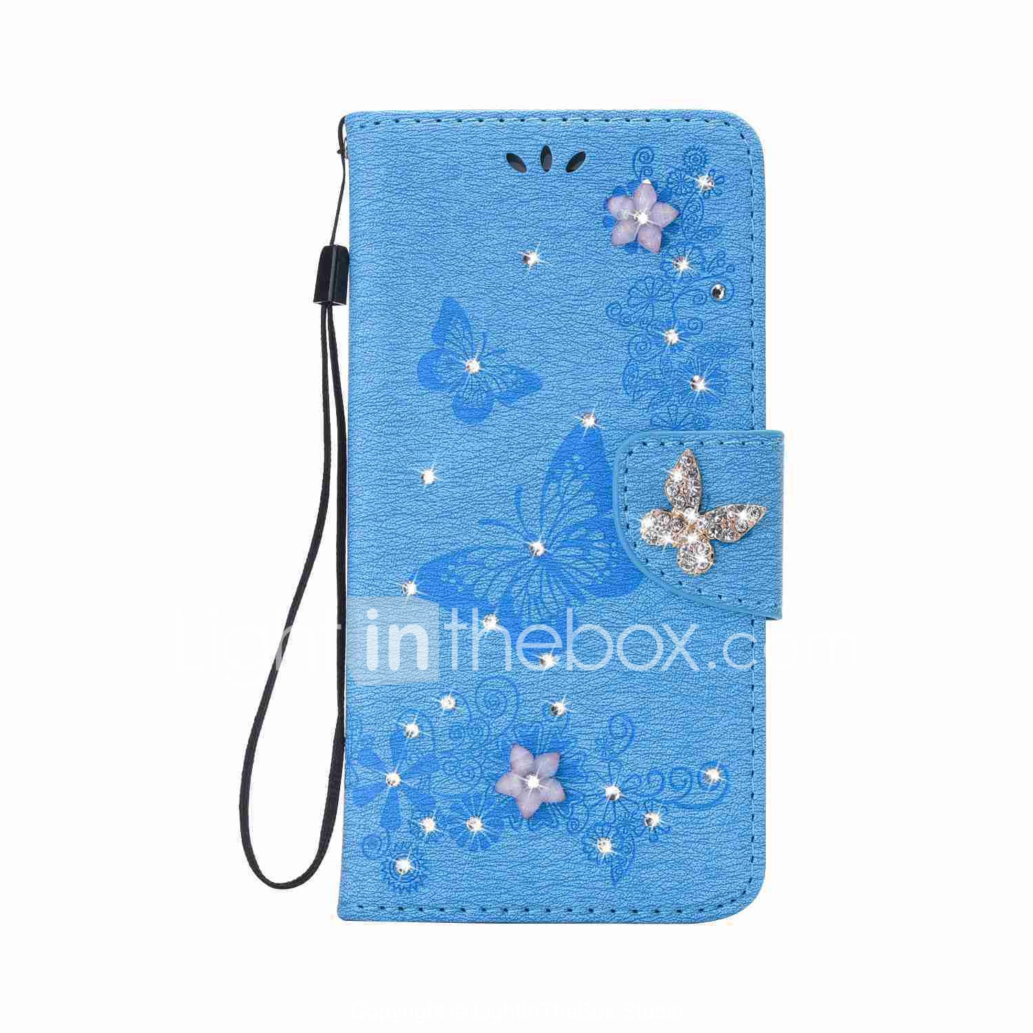 Cellphones & Telecommunications Lovely Embossing Butterfly Flower Leather Case For Iphone Xr Xs Max X 10 7 8 Plus 6s 6 Full Body Shockproof Flip Wallet Soft Cover
