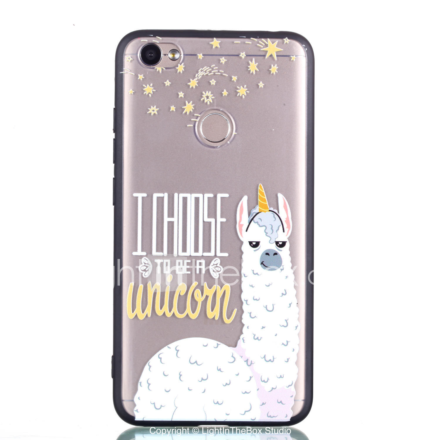 0563ff564564 Case For Xiaomi Redmi Note 5A   Redmi 5A Transparent   Pattern Back Cover  Animal Hard Acrylic for Xiaomi Redmi Note 5A   Xiaomi Redmi Note 4   Redmi  5A   ...