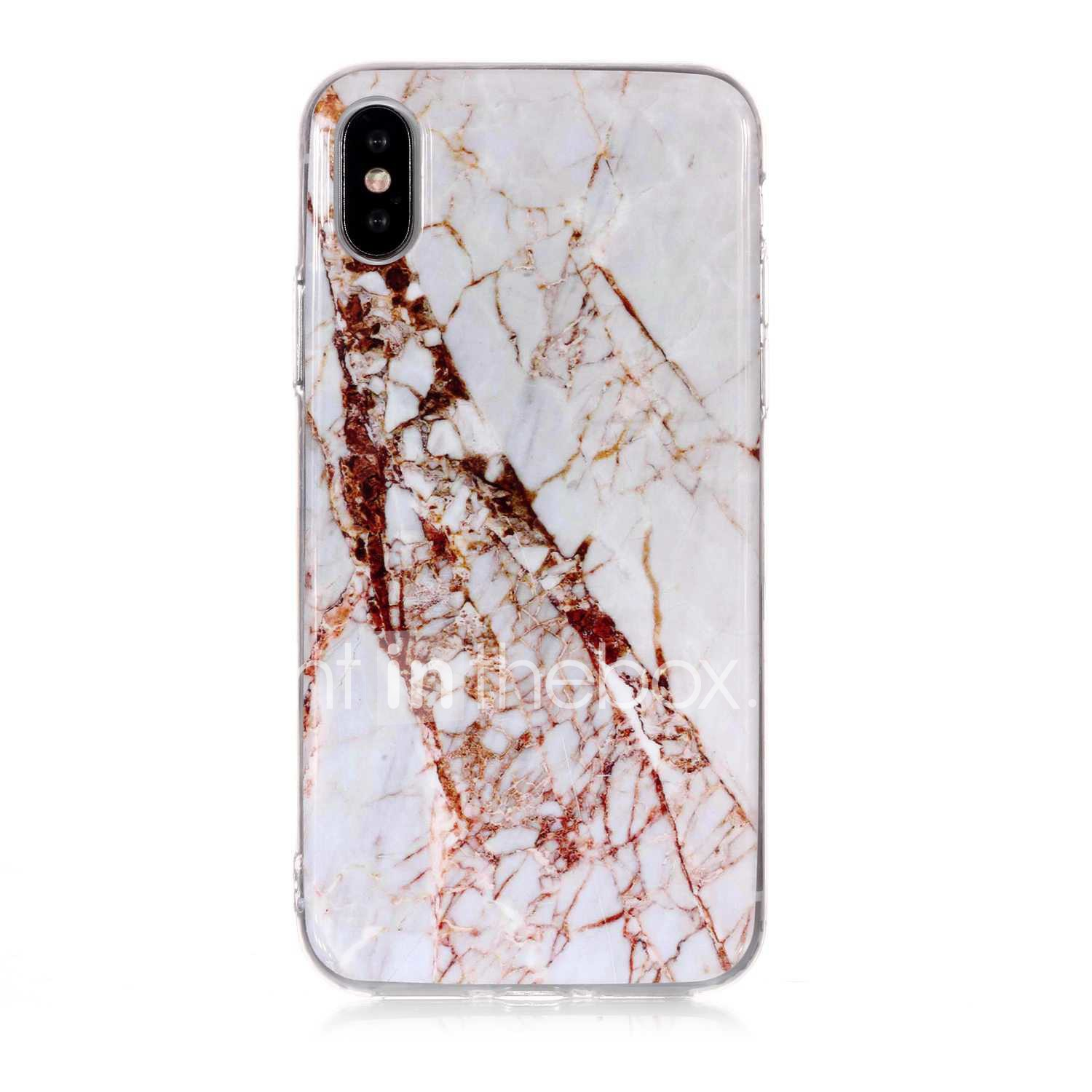 coque iphone xs apple marbre