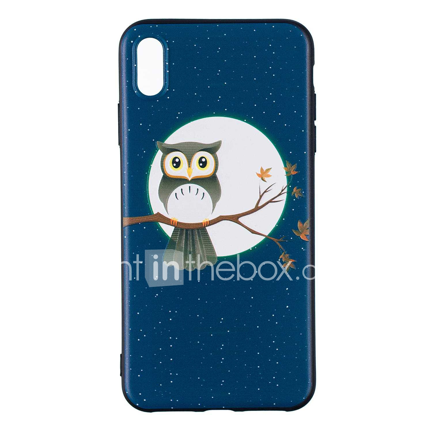 coque iphone xr chouette
