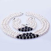 Mujer Otros Conjunto de joyas Pendientes / Collare / Pulseras - Regular Para Boda / Fiesta / Aniversario