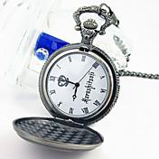 시계/손목시계 에서 영감을 받다 블랙 버틀러 Ciel Phantomhive 에니메이션 코스프레 악세서리 시계/손목시계 합금 남성