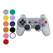 PS3용 충전가능한 블루투스 무선 더블쇼크3 컨트롤러(누드 팩키지, 다양한 색상)