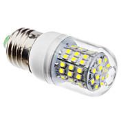 3 W 6500 lm E26 / E27 Bombillas LED de Mazorca 60 Cuentas LED SMD 3528 Blanco Natural 220-240 V / 110-130 V / #