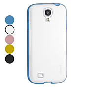 Para Funda Samsung Galaxy Other Funda Cubierta Trasera Funda Un Color TPU Samsung S4