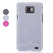estuche rígido de protección de alta calidad para Samsung Galaxy SII, más i9105p