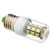 Bombillas LED de Mazorca T 27 leds SMD 5050 Blanco Fresco 6000