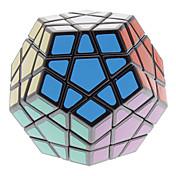 Rubiks kube MegaMinx Glatt Hastighetskube Magiske kuber Kubisk Puslespill profesjonelt nivå Hastighet Gave Klassisk & Tidløs Jente