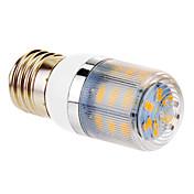 E26/E27 Bombillas LED de Mazorca T 24 SMD 5730 360 lm Blanco Cálido 2800-3000 K AC 100-240 V