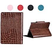 Etui Til iPad Mini 3/2/1 med stativ Magnetisk Heldekkende etui Helfarge PU Leather til iPad Mini 3/2/1