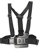 가스 스트랩 스트랩 어깨 스트랩 마운트 에 대한 액션 카메라 Gopro 5 Gopro 3 Gopro 3+ Gopro 2 자동 밀리터리 스노모바일 비행 스카이다이빙 보트 카약 오토바이 스키 자전거 서핑