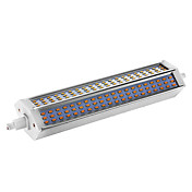 15W R7S Bombillas LED de Mazorca T 180 leds SMD 3014 650-680lm Blanco Cálido 2800-3003K Regulable AC 100-240