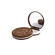 6.5 * 6.5 * 1.2 cm 초콜릿 화장 용 거울