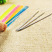 길이 2cm 스테인레스 여드름 및 여드름 핀 (색상 랜덤)