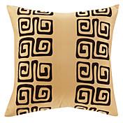 1 stk Polyester Putecover, Med Tekstur Tradisjonell Kontor / Bedrift