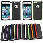 용 아이폰6케이스 / 아이폰6플러스 케이스 충격방지 케이스 풀 바디 케이스 갑옷 하드 PC iPhone 6s Plus/6 Plus / iPhone 6s/6