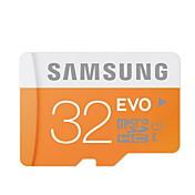 SAMSUNG 32GB Tarjeta TF tarjeta Micro SD tarjeta de memoria UHS-I U1 Clase 10 EVO