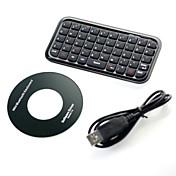 mini teclado bluetooth para el ipad mini-aire del ipad 3 del ipad 2 ipad Mini iPad mini 4/3/2/1 (colores surtidos)