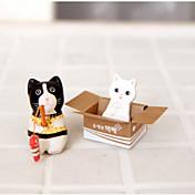 pequeñas scrapbooking juguete notas autoadhesivas cartón animales (color al azar)