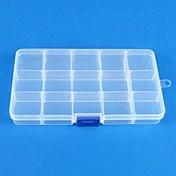 Cajas de Joyería Resina Transparente