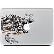 1 pieza Adhesivo para Anti-Arañazos Logo Playing With Apple Diseño MacBook Pro 13 ''