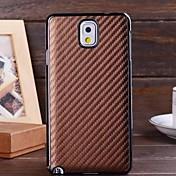 Para Samsung Galaxy Note Other Funda Cubierta Trasera Funda Un Color Policarbonato Samsung Note 3
