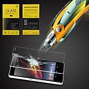 ultra tynn hd klar eksplosjonssikkert herdet glass skjermbeskytter Deksel til Sony Xperia z / l36h
