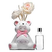 50ml rosa oso casa conjunto aceite esencial de lirio