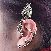 Mujer Puños del oído - Vintage, Moda Plata / Marrón Para Diario