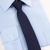 Hombre Estampado, Poliéster Corbata - Fiesta Trabajo Básico