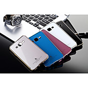 Teléfono Móvil Samsung - Cobertor Posterior - Diseño Especial - para Samsung Galaxia A3 (Negro/Azul/Rosado/Dorado/Plateado ,
