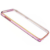 Funda Para Samsung Galaxy Funda Samsung Galaxy Other Marco Antigolpes Color sólido Metal para S6