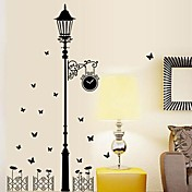 Calcomanías Decorativas de Pared - Calcomanías de Aviones para Pared Caricatura Sala de estar / Dormitorio / Habitación de estudio / Oficina / Lavable / Removible
