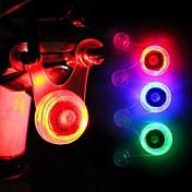 Otros Bicicleta de Montaña Luz LED Silicona