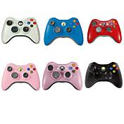 DF-001 Bluetooth Controles - Xbox360 XBOX Bluetooth Empuñadura de Juego Recargable Con cable #