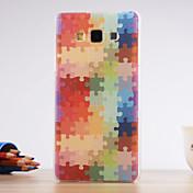 Funda Para Samsung Galaxy Diseños Funda Trasera Diseño Geométrico ordenador personal para A5
