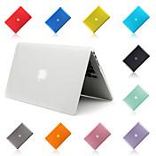 2 1 사탕 색상 부드러운 터치 플라스틱 하드 케이스 커버& 애플 맥북 에어 (13) '에 대한 키보드 커버'(모듬 된 색상)
