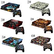 PS4/Sony PS4 DF-0161 - Novedad - Policarbonato/Plástico Bolsos, Cajas y Cobertores -